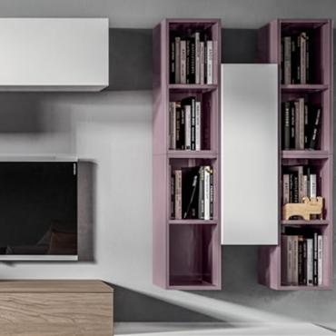 Soggiorni e zona living Milano Barni mobili